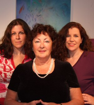 Blawnin Clancy, Joan Clancy And Rayleen Clancy